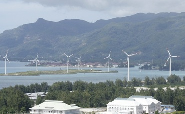 Seychelles flicks switch on first renewable energy project