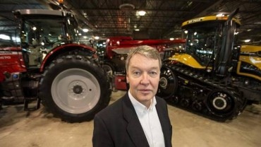 Agribusiness hungry for specialized business grads