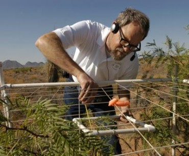 Research scientists work to unravel complex arid, semiarid landscapes