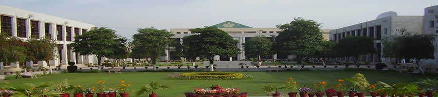 The University of Agriculture, Peshawar