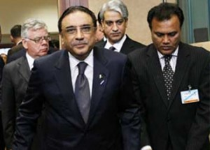 Pak always talked of trade not aid: Zardari