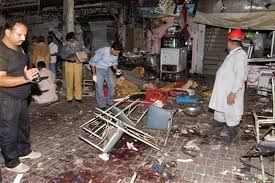 Bombs explode in busy market in northern Pakistan, killing 23 people