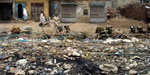 Pollution in Pakistan and its solutions