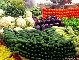 Pakistan's Vegetables