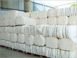 Cotton trading resumes