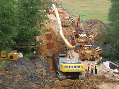 Government Aids Big Oil In Confiscation Of Private Land For Fracking Pipelines