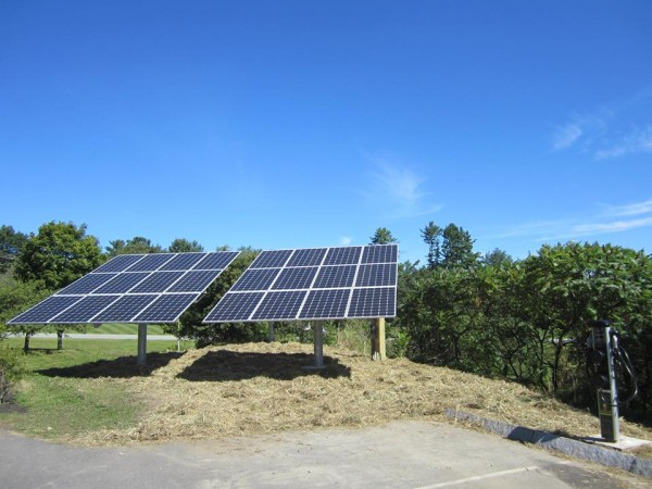 King Arthur Flour Bakes Up Solar Powered EV Charging