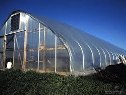 High Tunnels – Low Cost Seasonal Growth Space