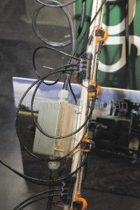 Precision equipment showcased at CropTec 2013