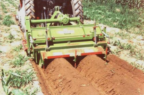 Rotary cultivator 2FK160 (Agribusiness Farm Machinery)