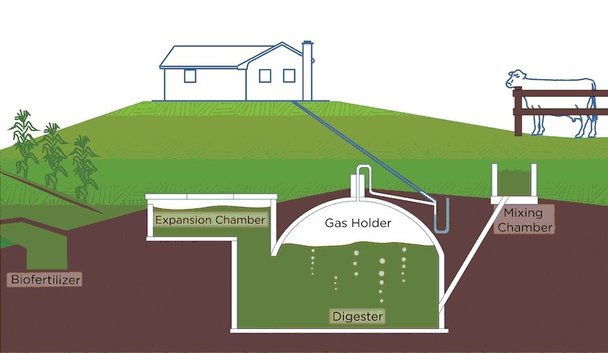 Educational and Training Programs for Biogas