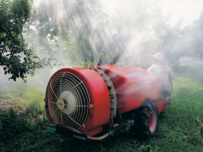 Quality Control of Pesticides and Registration of Pesticides Distributors